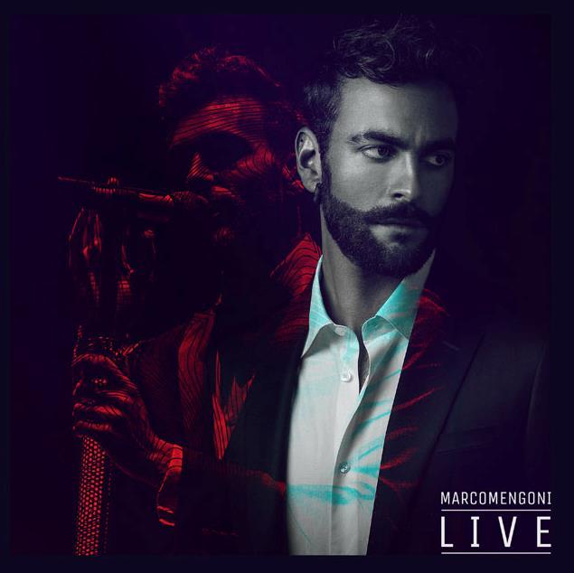 La cover del nuovo progetto discografico di Marco Mengoni