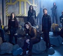Il cast della quinta stagione di Marvel's Agents of S.H.I.E.L.D.