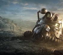 Una keyart di Fallout 76