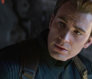 I supereroi in un'immagine ufficiale del film