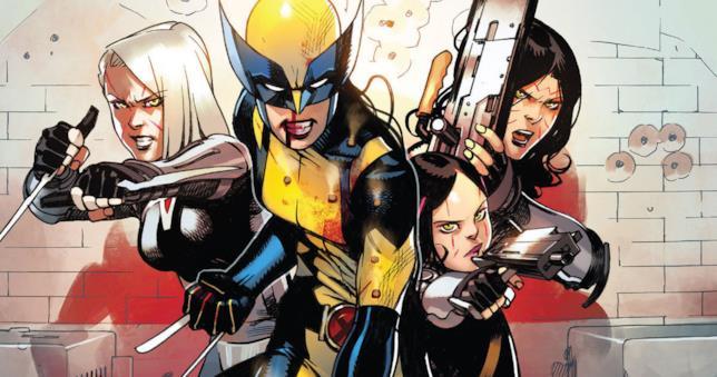 Laura Kinney è il nuovo Wolverine dei fumetti Marvel