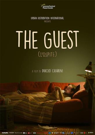 L'ospite, locandina del film di Duccio Chiarini