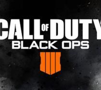 Il logo di Call of Duty Black Ops 4