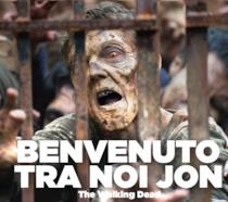 Jon Snow è tornato dalla tomba, proprio come uno zombie di The Walking Dead
