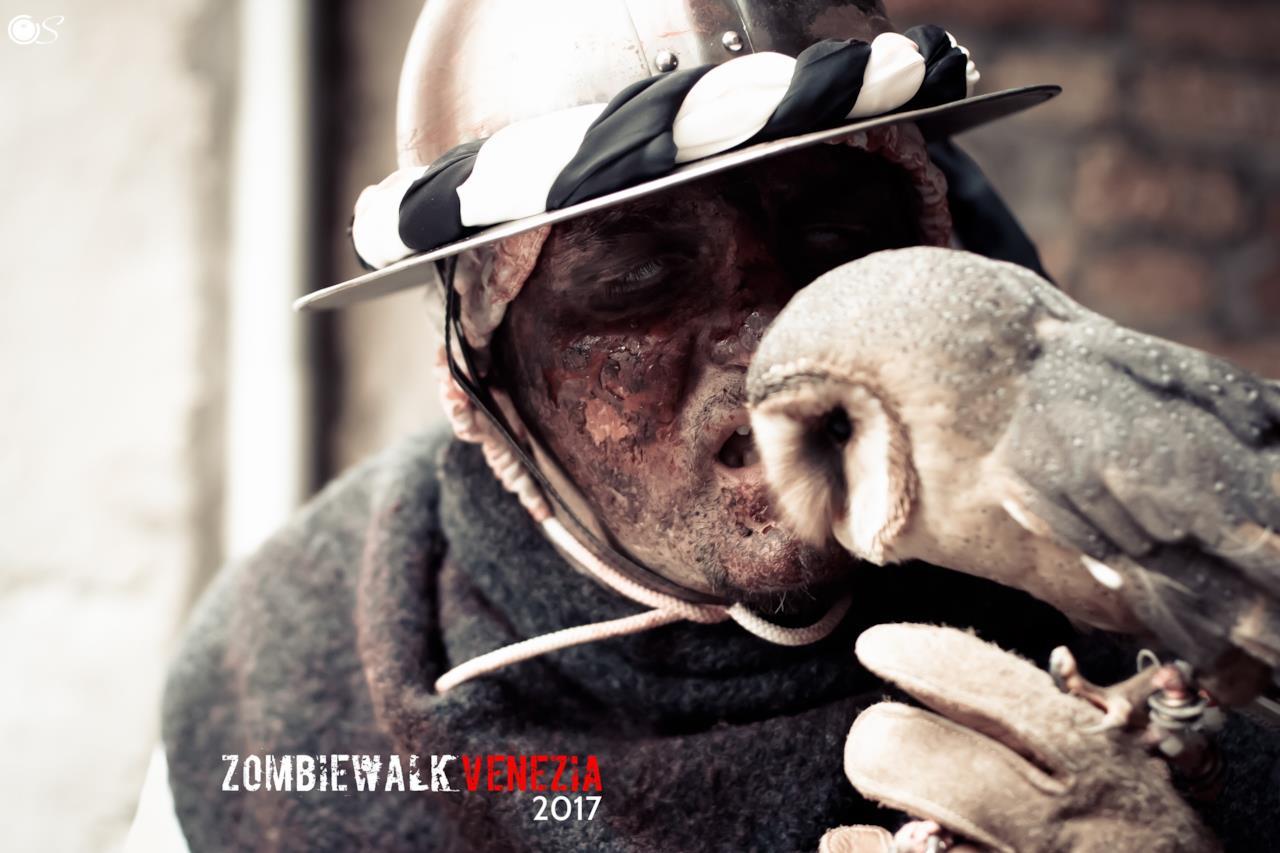 Dettaglio vincitore  Zombie Walk Venezia 2017.