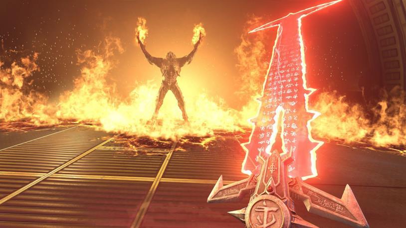 Doom Eternal spada