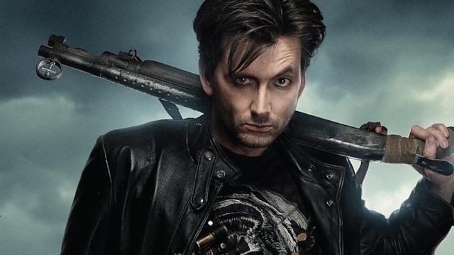 Call of Duty WWII: avremo David Tennant nella modalità zombie