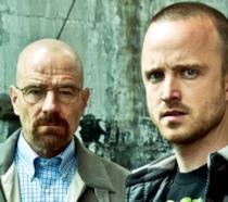 Walter White e Jesse Pinkman, protagonisti di Breaking Bad