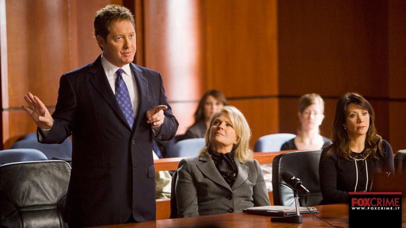 Boston Legal: James Spader