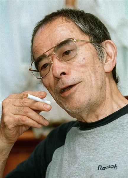 Akiyuki Nosaka, autore di Una Tomba per le Lucciole