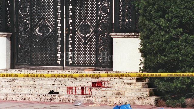 L'assassinio di Gianni Versace