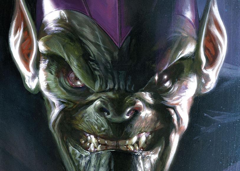 Uno Skrull, razza aliena mutaforma dell'universo Marvel