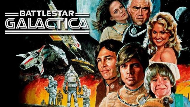 Battlestar Galactica, la serie originale