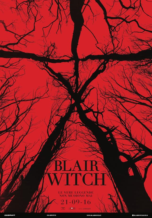 Poster di Blair Witch