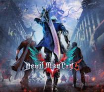 I tre protagonisti di Devil May Cry 5