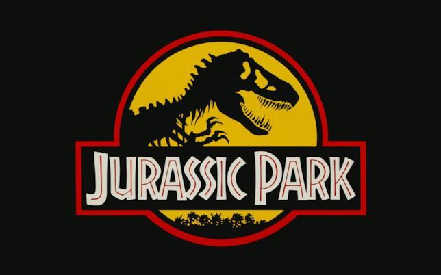 il logo di Jurassic Park