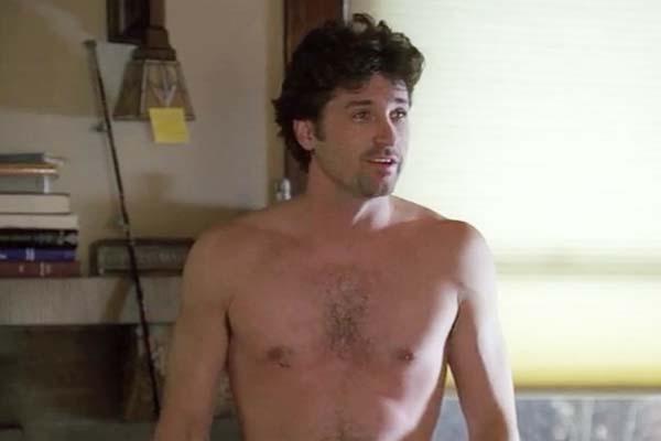Derek Shepherd nell'episodio 1 della stagione 1 di Grey's Anatomy