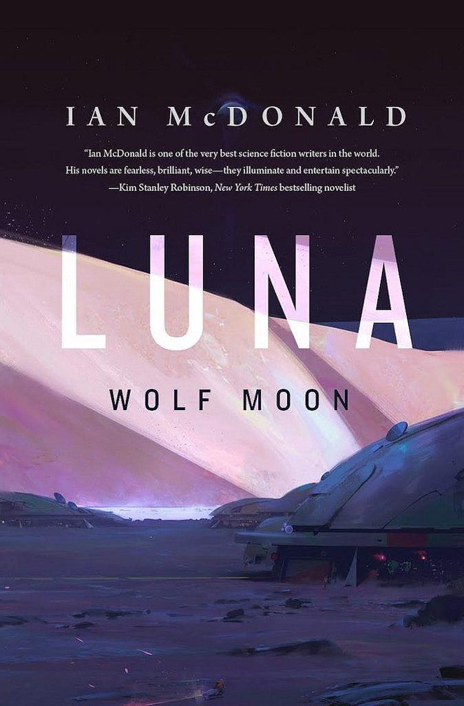 La copertina originale di Luna Piena