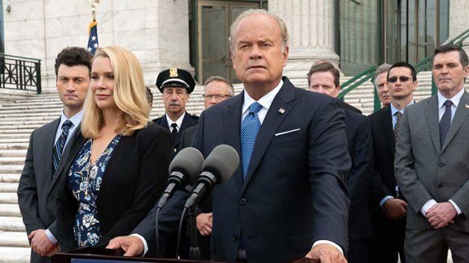Proven Innocent: il procuratore Gore Bellows