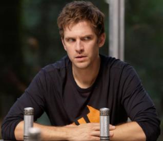 David Heller in una scena tratta dal terzo episodio
