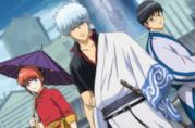 Gintama protagonisti del manga