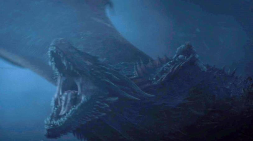 GoT 8x03: nel teser ci sono Viserion e il Night King o Drogon e Daenerys?