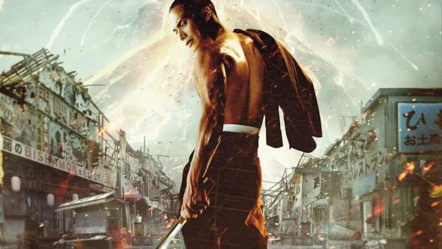 Il poster di Yakuza Apocalypse