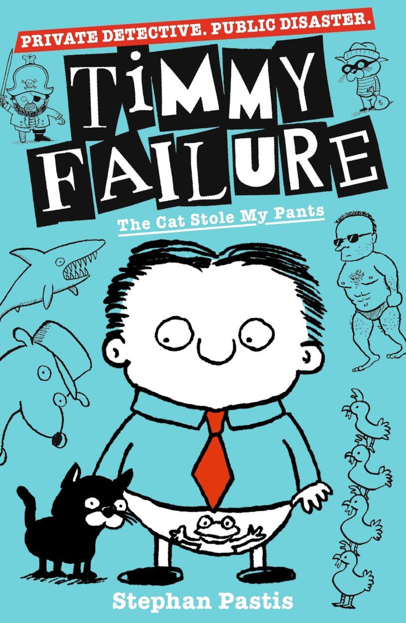 Timmy Frana sesto libro