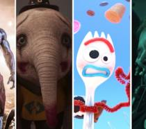 Immagini dai film Hobbs & Shaw, Dumbo, Toy Story 4, Avengers: Endgame