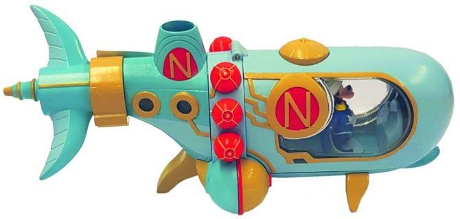 Modellino Nautilus del Capitano Nemo - Topolino