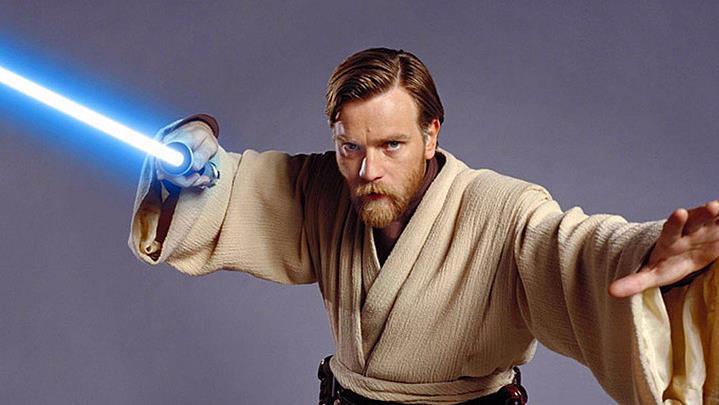 Obi-Wan, interpretato da Ewan McGregor