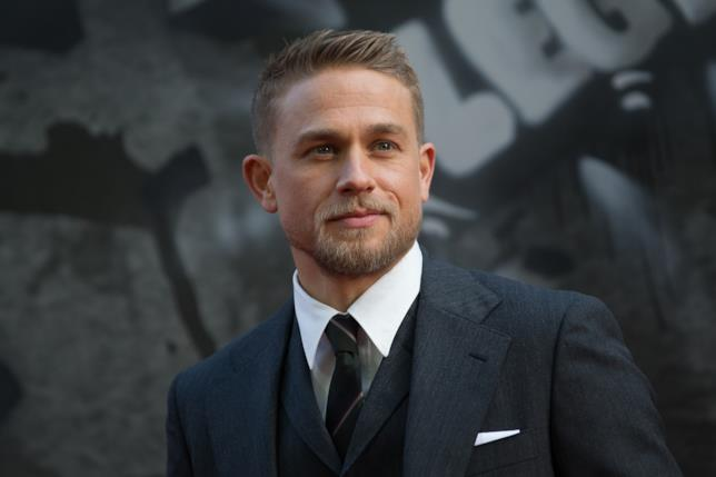 Charlie Hunnam, ex-protagonista di Sons of Anarchy