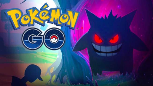 Un evento per Halloween in Pokémon GO