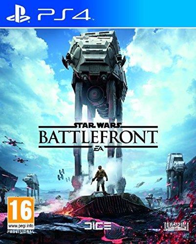 Copertina Star Wars Battlefront