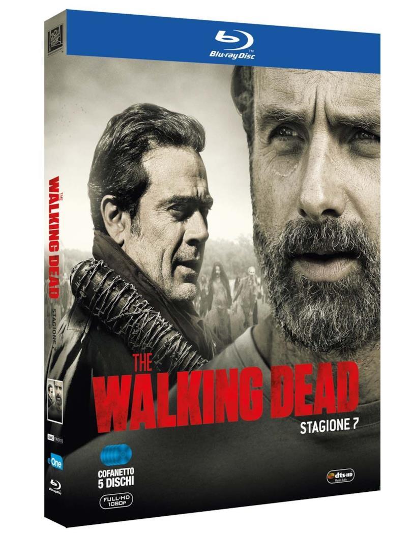 The Walking Dead 7, Blu-ray