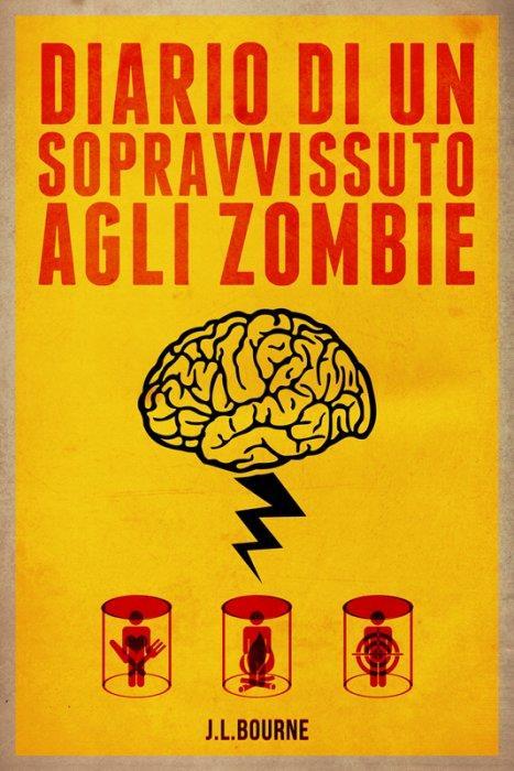 Diario di un sopravvissuto agli zombie, cover