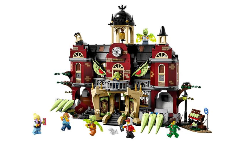 Il liceo stregato di LEGO