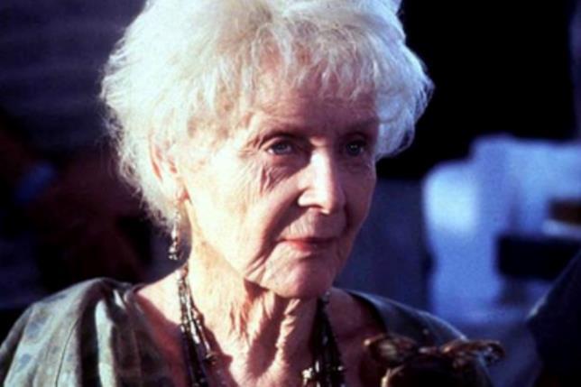 Rose anziana in Titanic
