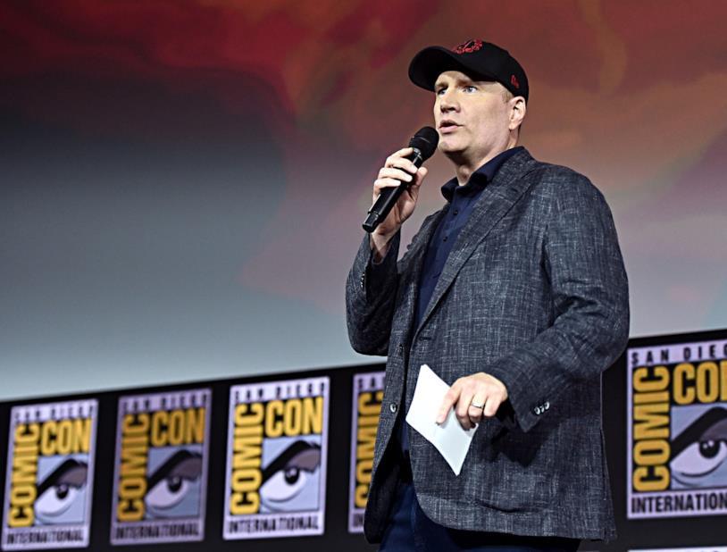 Kevin Feige al  San Diego Comic-Con