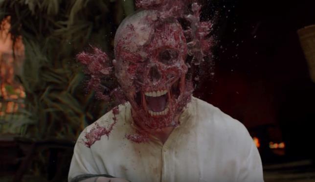 Scena tratta dal cortometraggio Firebase