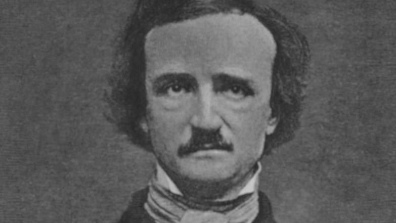 Fotografia di Edgar Allan Poe