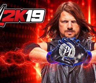 AJ Styles è la superstar di copertina di WWE 2K19