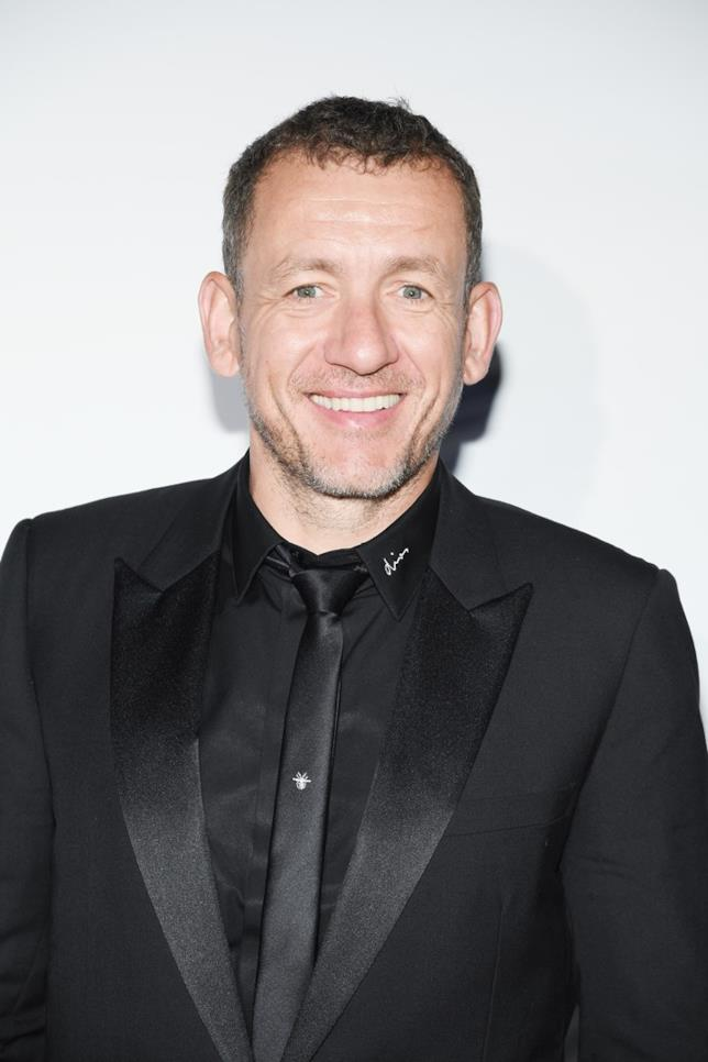 Dany Boon in primo piano