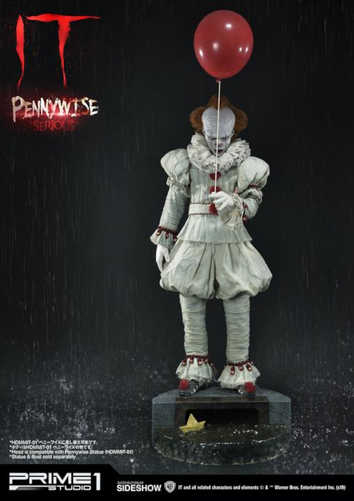 Pennywise versione seria