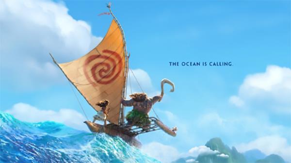 La locandina di Oceania