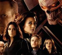 Ghost Rider nel poster ufficiale di Agents of S.H.I.E.L.D. 4