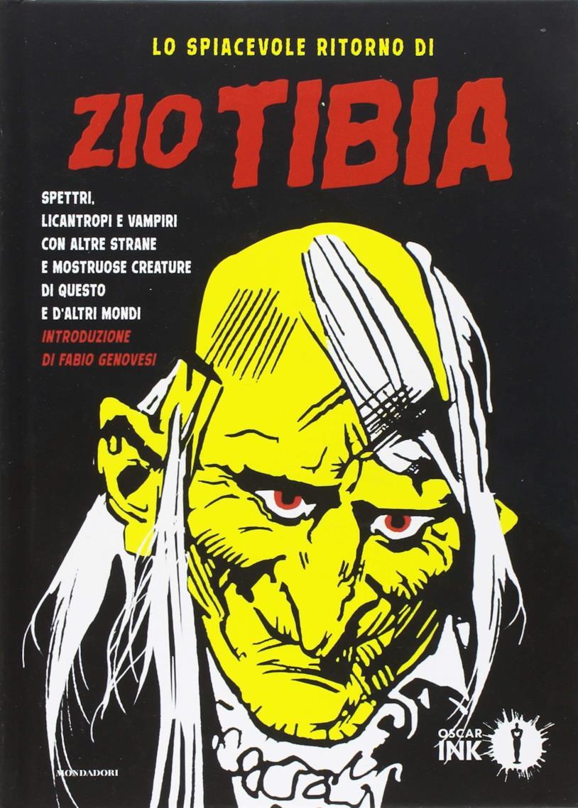 Torna in libreria Zio Tibia
