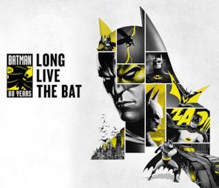 Batman 80 years anniversary