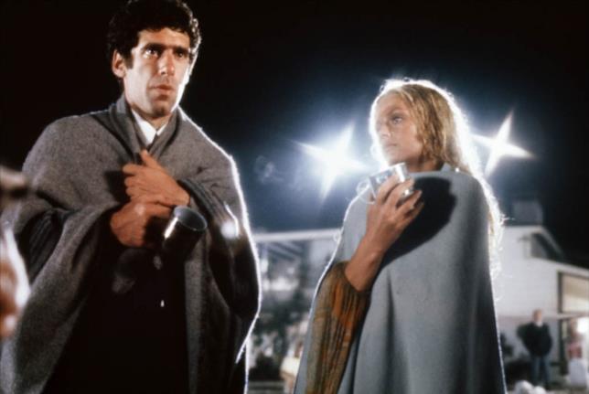 Elliott Gould in una scena del film