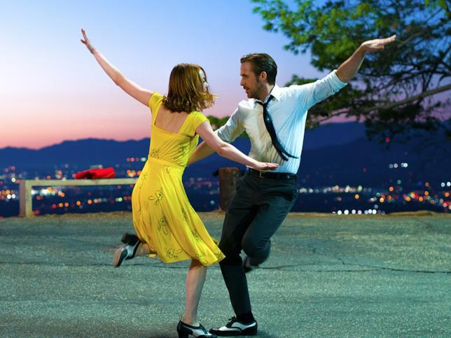 La La Land, Ryan Gosling